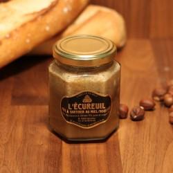 Miel d'acacia et concassé de noisette