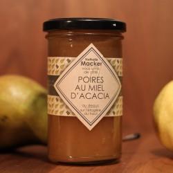 poire au miel d'acacia