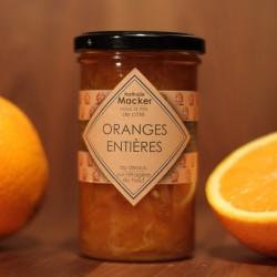 Orange entière