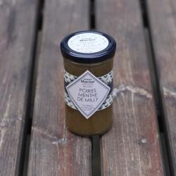 Poire à la menthe poivrée de Milly-la-Forêt
